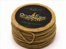 https://www.organicflame.com/hemp-wick/ website