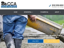 https://concretecontractoraustin.com/ website
