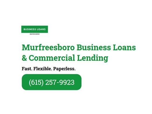 https://www.businessloansmurfreesboro.com/ website